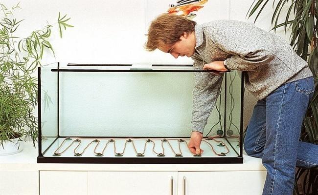 mejor calentador de fondo para acuario