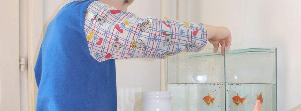 acuario de regalo