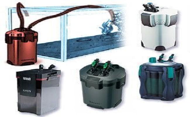 filtro de acuario